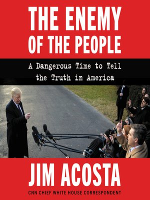 cover image of The Enemy of the People