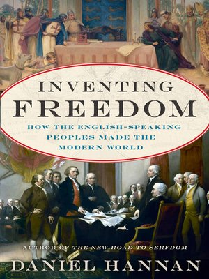 cover image of Inventing Freedom