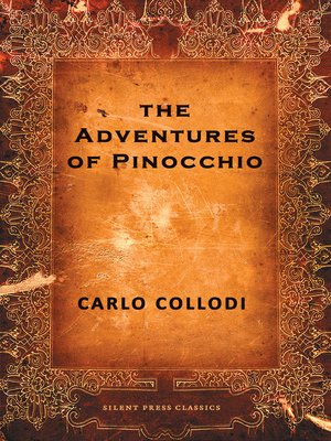 cover image of The Adventures of Pinocchio