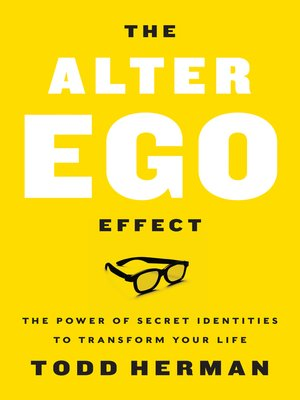 cover image of The Alter Ego Effect
