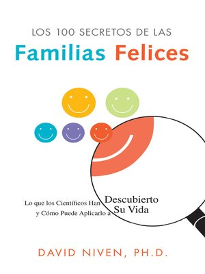 cover image of The 100 Simple Secrets of Happy Families