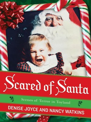 cover image of Scared of Santa