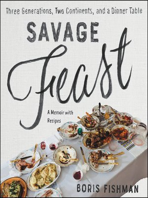 cover image of Savage Feast