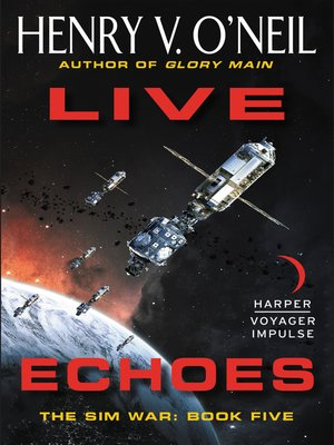 cover image of Live Echoes
