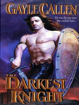 cover image of The Darkest Knight