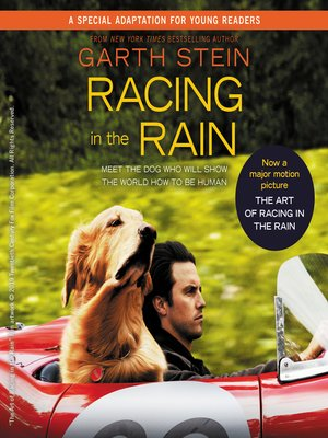 cover image of Racing in the Rain