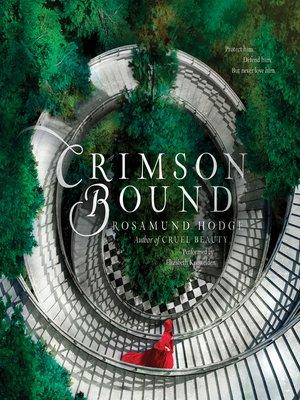 cover image of Crimson Bound