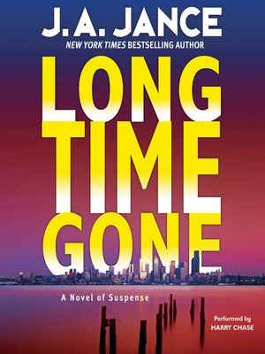 cover image of Long Time Gone