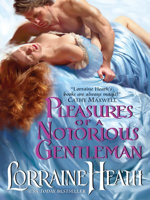 cover image of Pleasures of a Notorious Gentleman