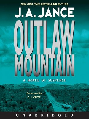 cover image of Outlaw Mountain