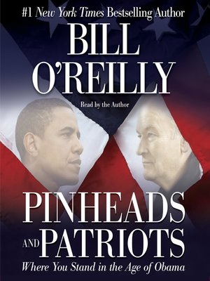 cover image of Pinheads and Patriots