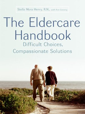 cover image of The Eldercare Handbook