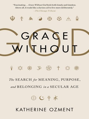 cover image of Grace Without God