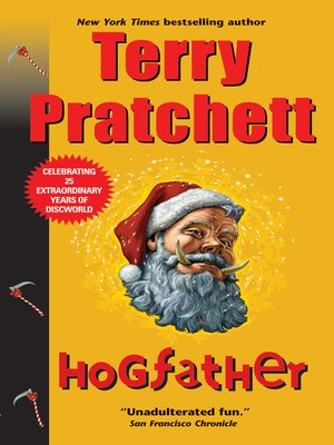 cover image of Hogfather