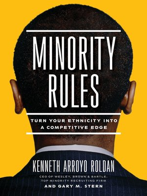 cover image of Minority Rules