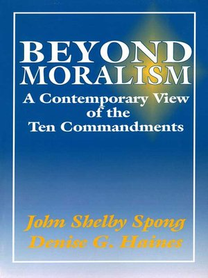 cover image of Beyond Moralism