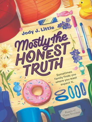 cover image of Mostly the Honest Truth