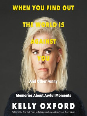 cover image of When You Find Out the World Is Against You