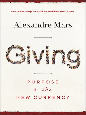 cover image of Giving
