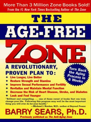 cover image of The Age-Free Zone