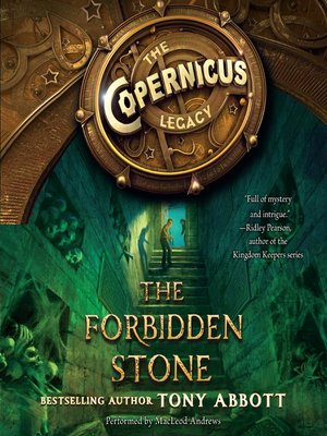 cover image of The Forbidden Stone