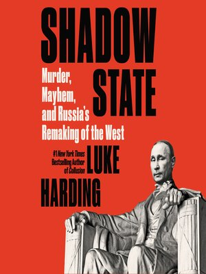 cover image of Shadow State