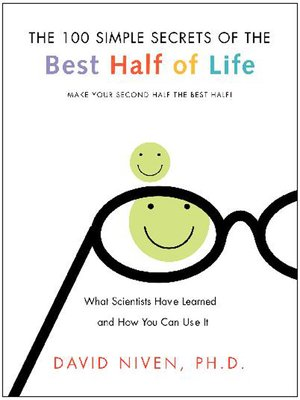 cover image of 100 Simple Secrets of the Best Half of Life