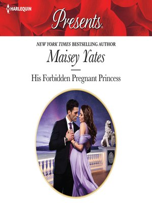 cover image of His Forbidden Pregnant Princess
