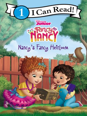 cover image of Nancy's Fancy Heirloom