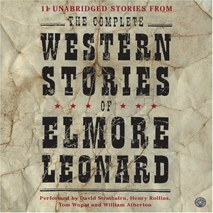 cover image of The Complete Western Stories of Elmore Leonard