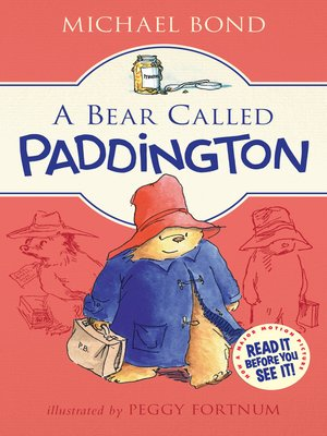 cover image of A Bear Called Paddington