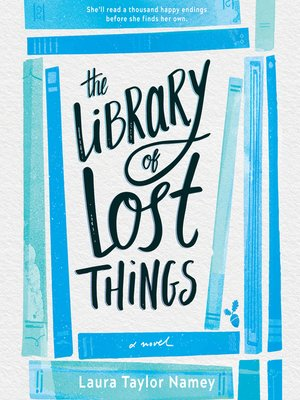 cover image of The Library of Lost Things