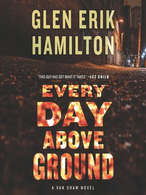 cover image of Every Day Above Ground
