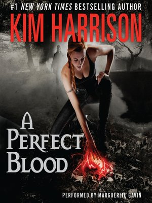 cover image of A Perfect Blood
