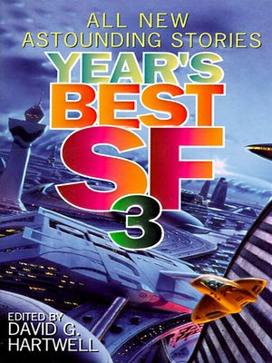 cover image of Year's Best SF 3