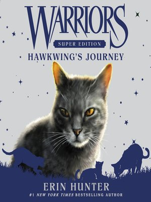 cover image of Hawkwing's Journey