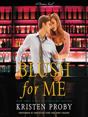 cover image of Blush for Me