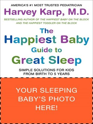 cover image of The Happiest Baby Guide to Great Sleep