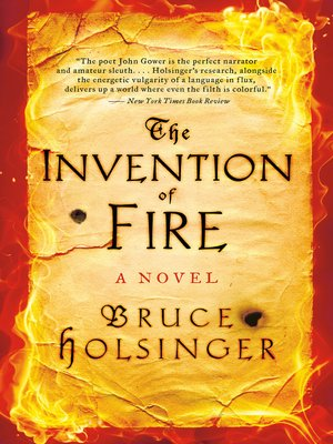 cover image of The Invention of Fire