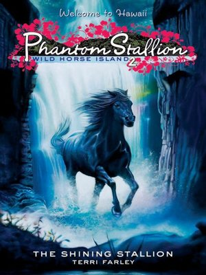 cover image of The Shining Stallion