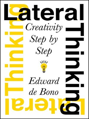 cover image of Lateral Thinking