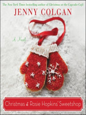 cover image of Christmas at Rosie Hopkins' Sweetshop
