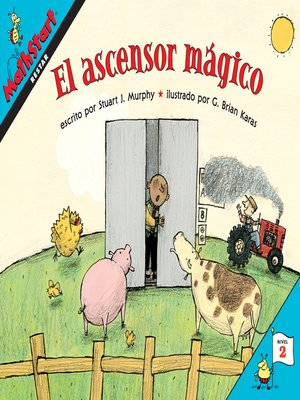 cover image of El ascensor magico (Elevator Magic)