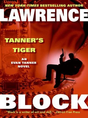 cover image of Tanner's Tiger