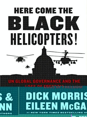 cover image of Here Come the Black Helicopters!