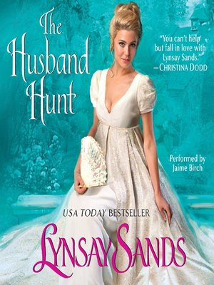 cover image of The Husband Hunt