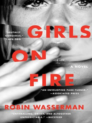 cover image of Girls on Fire