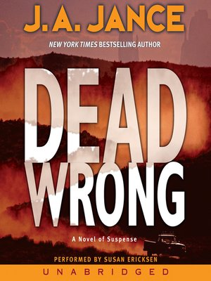 cover image of Dead Wrong