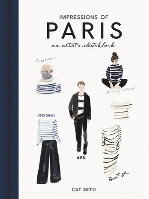 cover image of Impressions of Paris