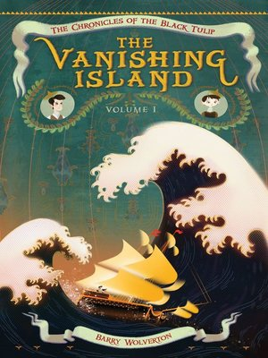cover image of The Vanishing Island